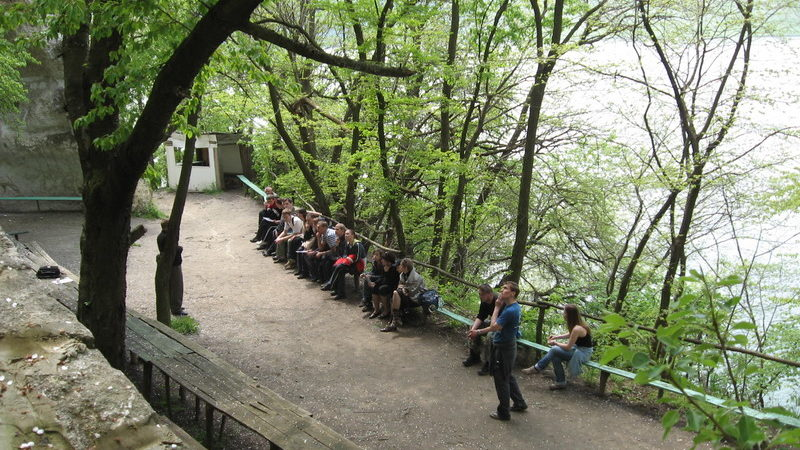 Бакота, скельний монастир