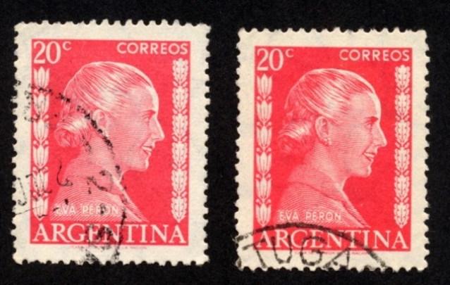 Дружина аргентинського президента Евіта Перон
