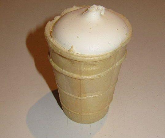 З історії морозива