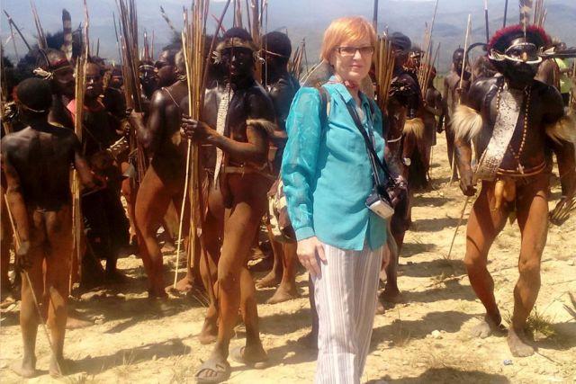 Війни папуасів