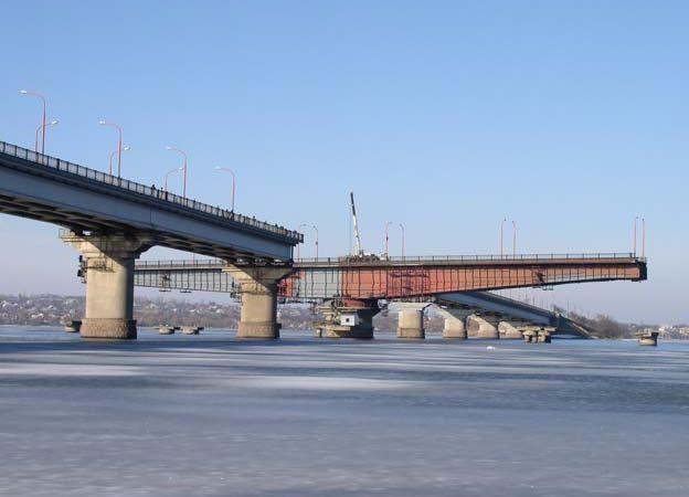 Варварівський міст в Миколаєві