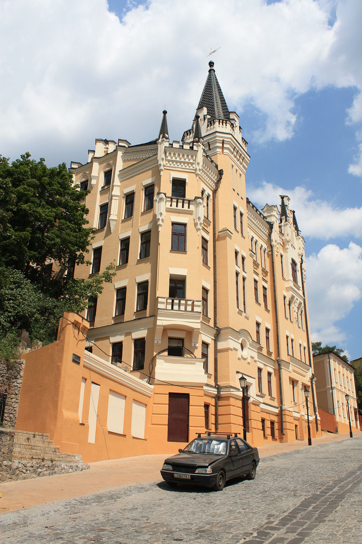 Замок Річарда Київ