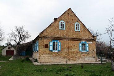 Ручаївка. Музей німецьких колоністів