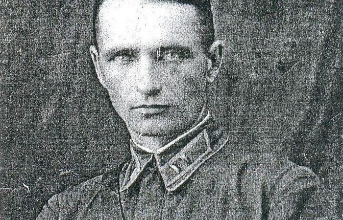 Володимир Гіль, командир Першої Націоналістичної бригади