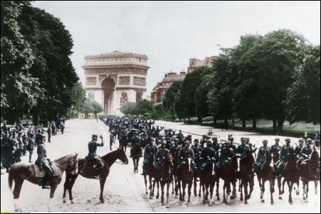 Капітуляція Франції