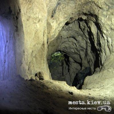 Печера Геонавт під Ходосівкою