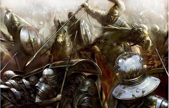 Дисципліна в римській армії