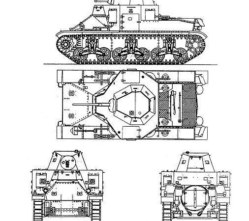 Американські танки часів 1 світової війни