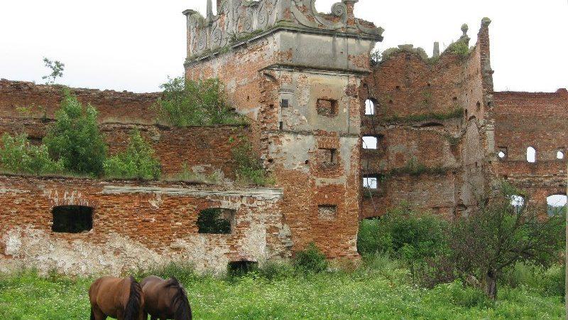 Замок в Старому селі