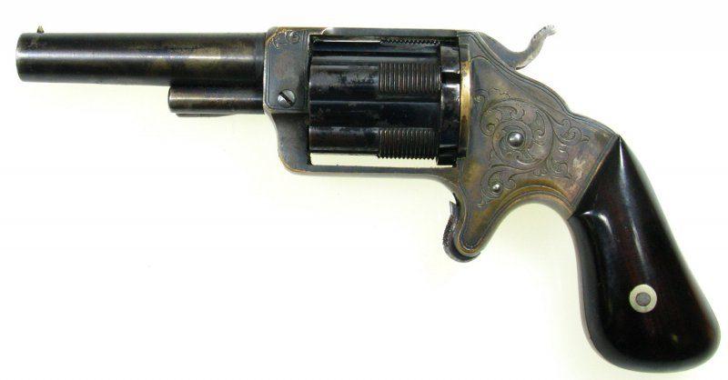 Револьвер Слокум від компанії Brooklyn Arms Company