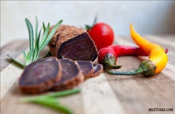 Брезаола – італійське в'ялене м'ясо