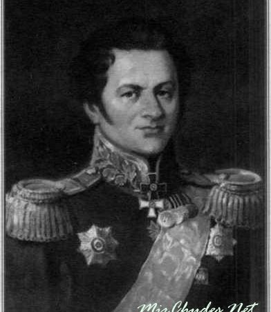 Нащадок запорізьких пушкарів Олександр Засядько