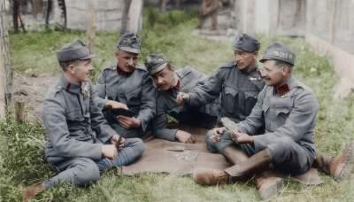 Унікальні фото І світової війни