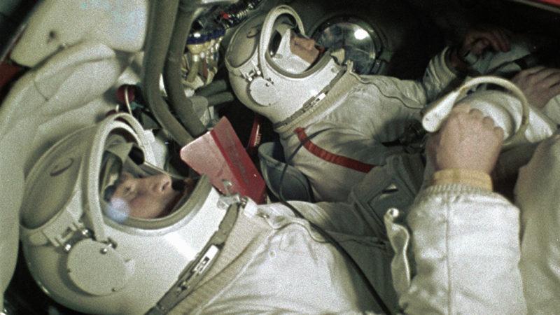 Перший вихід в космос