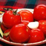 Квашені помідори рецепт