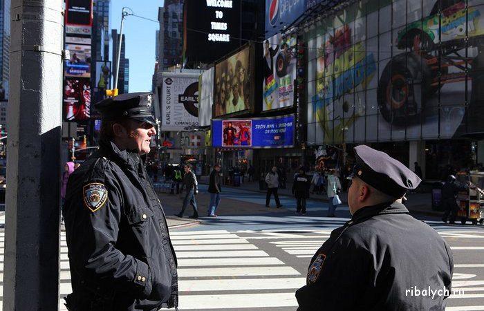 міфи і правда про поліцію США