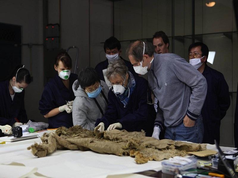 У Китаї виявили найдавніші у світі штани