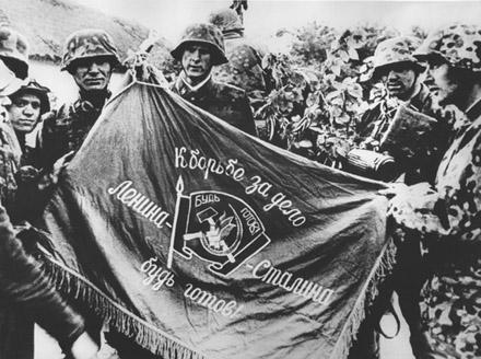 Нацистський диверсійний підрозділ «Бранденбург-800»