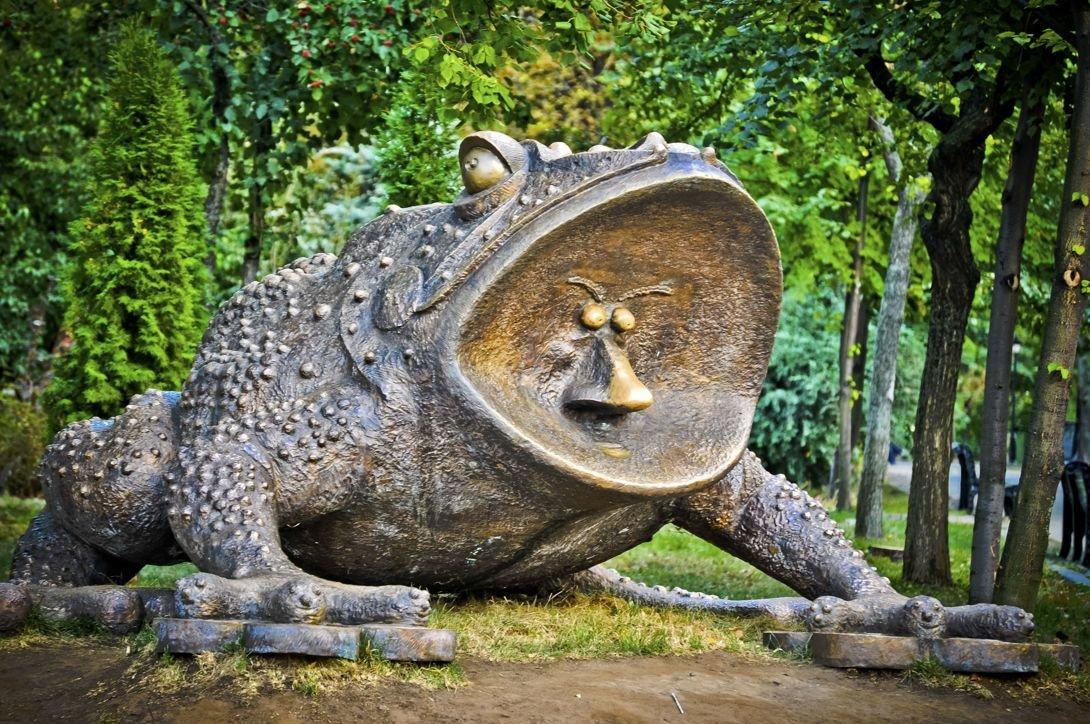 Жаба матеріального достатку (Київ)