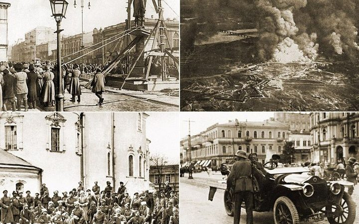 Київ — місто, де за три роки 14 разів змінювалася влада