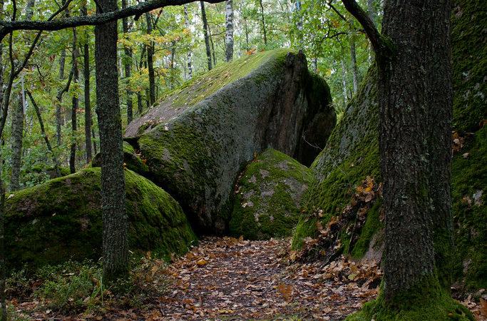 геологічний заказник «Кам'яне село»