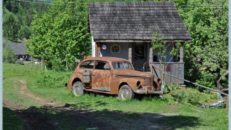 Колочава. Село-музей