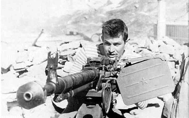 Бій в Пакистані (26 квітня 1985)