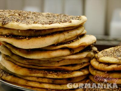 Вірменський лаваш власного приготування