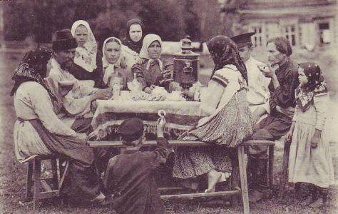 В Московії не їли телятину
