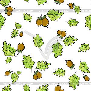 Рецепти з дубовими жолудями