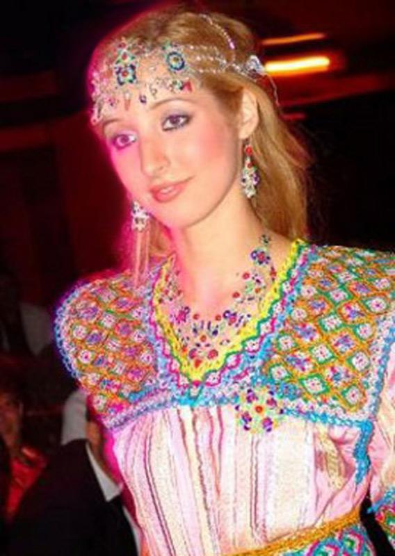 Бербери — білі люди Північної Африки