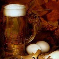 Гаряче пиво від кашлю