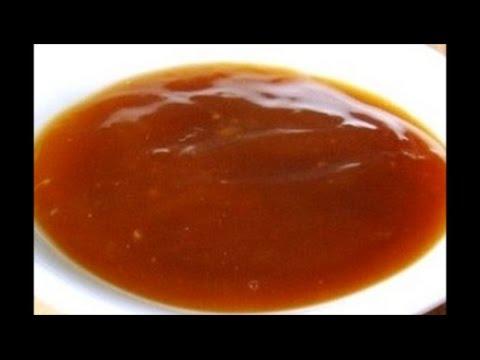 Кисло-солодкий соус по-китайськи