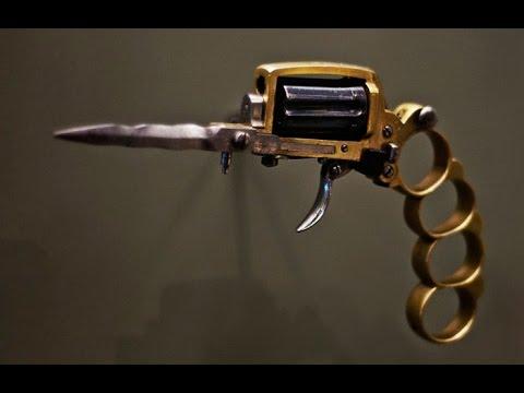 Незвичайні пістолети
