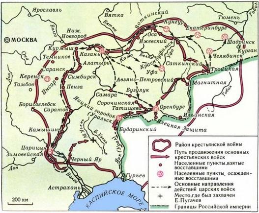 Повстання Омеляна Пугачова