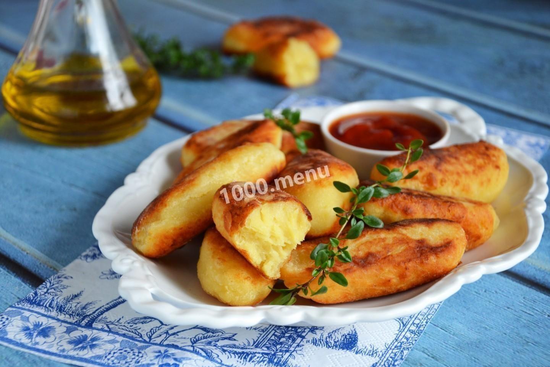 Картопляні пальчики