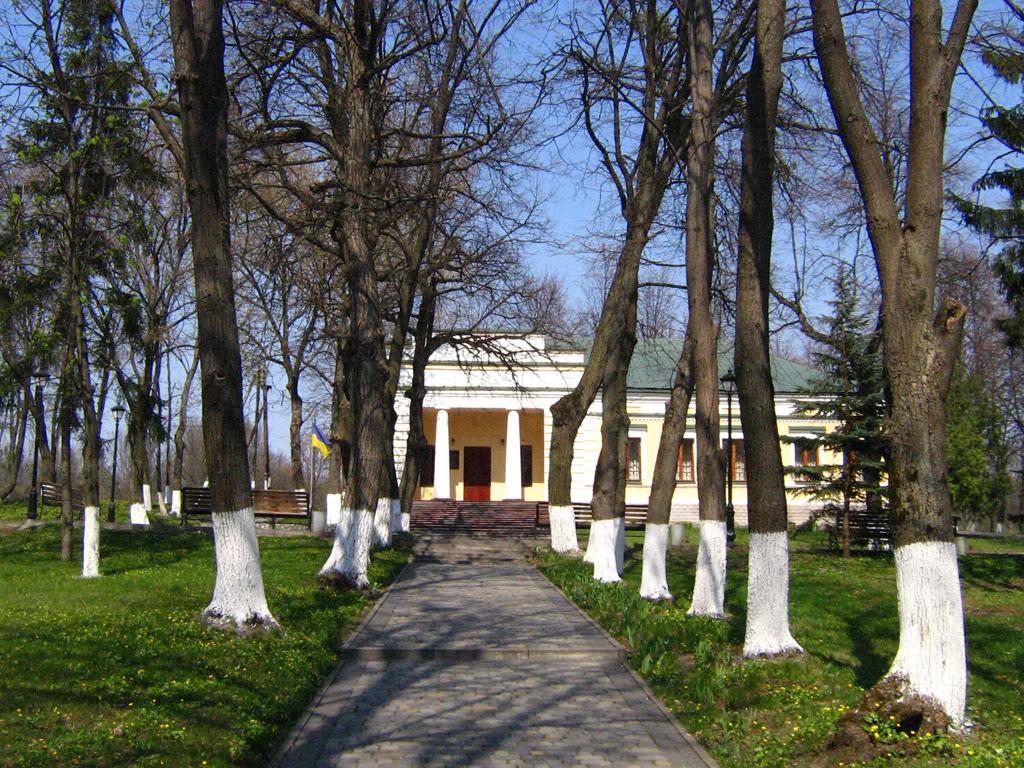 c. Сковородинівка, Національний музей Сковороди