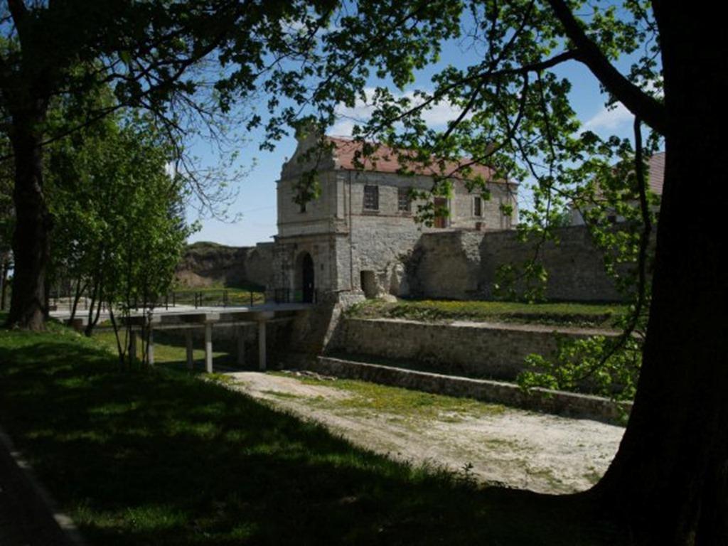 Замок в Збаражі