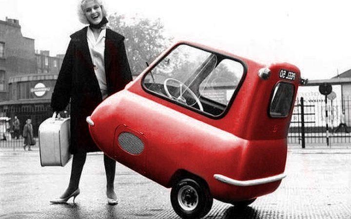 Найменший автомобіль в світі