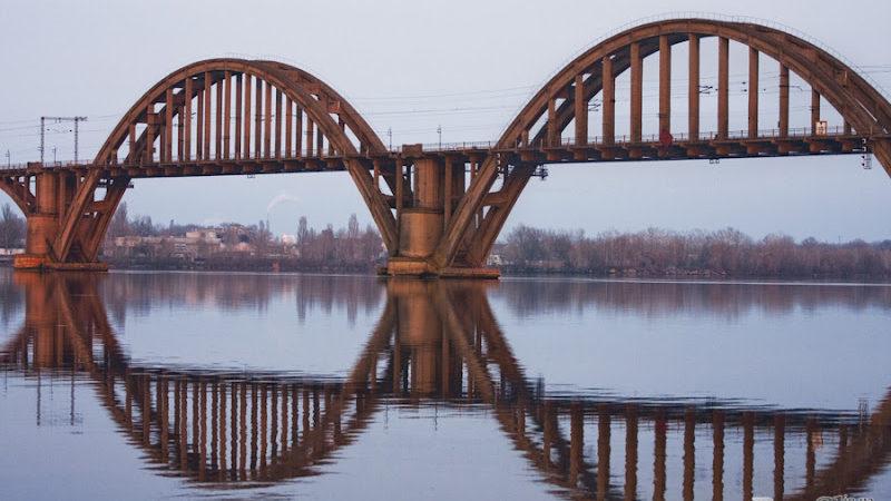 Мерефо-Херсонський міст в Дніпропетровську