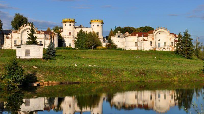 Садиба-палац Румянцева-Задунайського