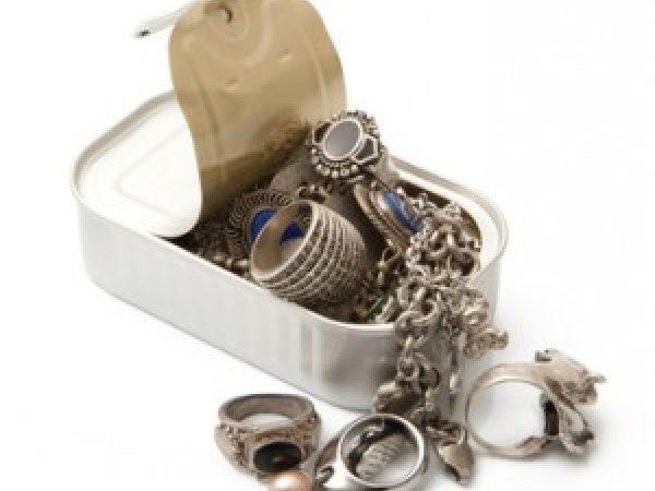 Чистка срібних виробів