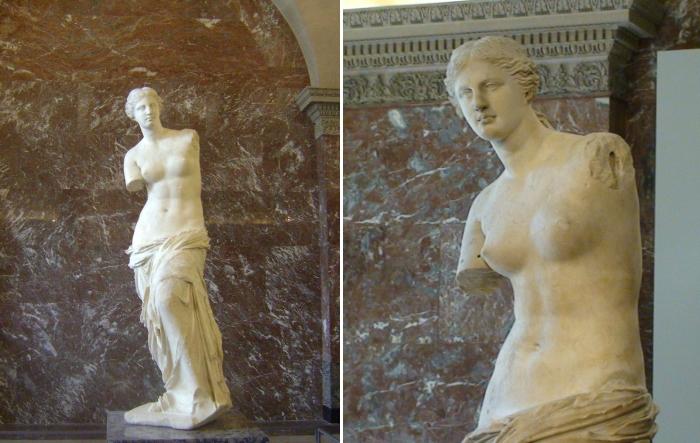 Статуя Венери Мілоської