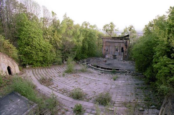 «Зелений театр» в Києві