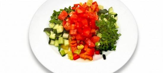 Алжирський салат – рецепт