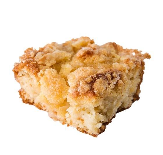 Яблучний кекс – рецепт