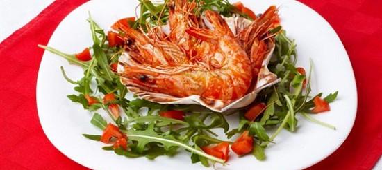 Салат з руколою – рецепт