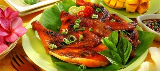 Азіатський салат з куркою – рецепт