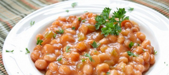 Квасоля в томаті – рецепт