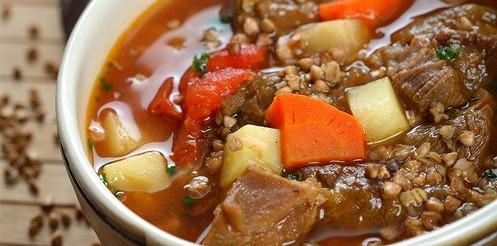 Гречаний суп – рецепт